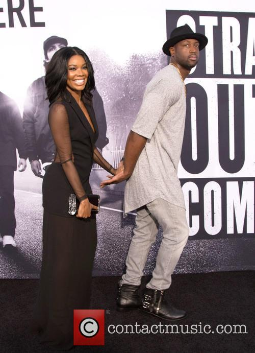 Gabrielle Union and Dywane Wade 2