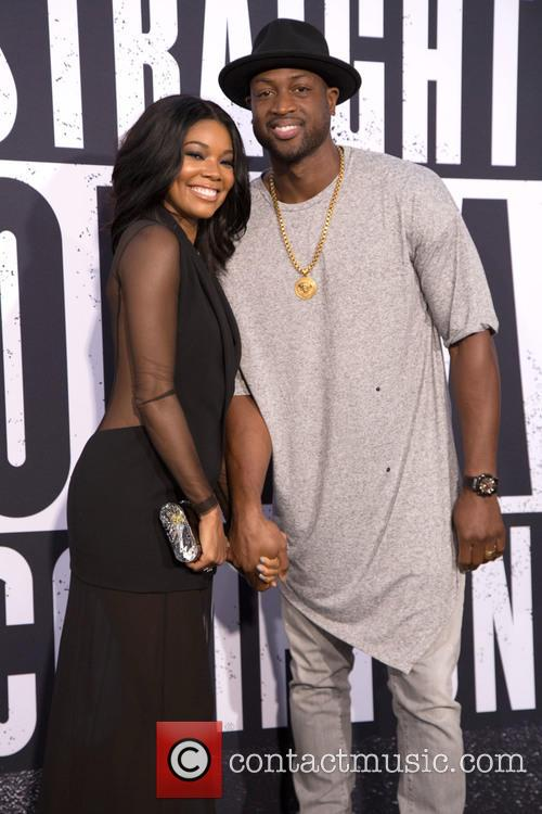 Gabrielle Union and Dywane Wade 3