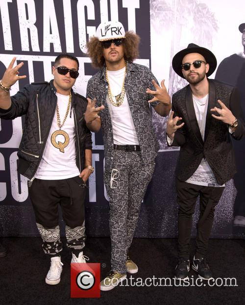 Redfoo and Guest 1