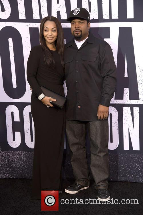 Kimberly Woodruff and Ice Cube 1