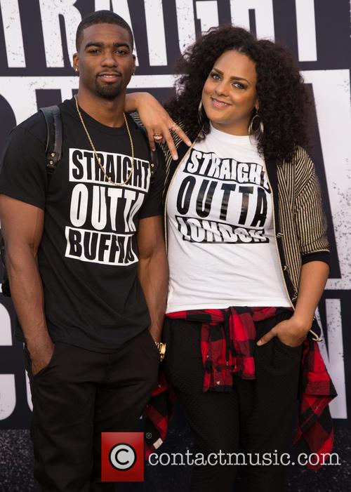 Marsha Ambrosius and Guest 2