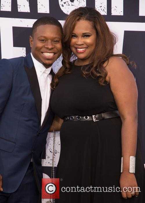 Jason Mitchell and Guest 1