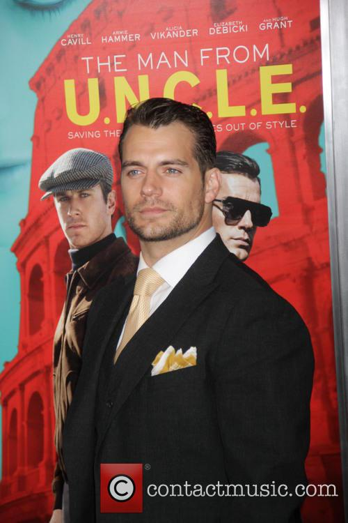 New York premiere of 'The Man From U.N.C.L.E.'