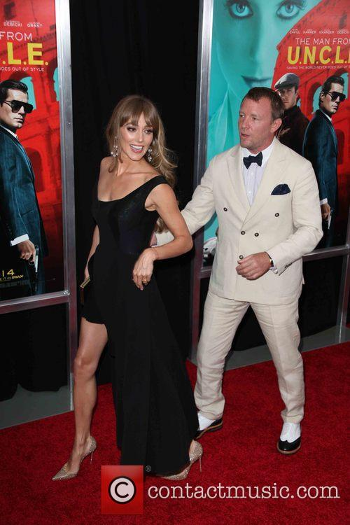 Jacqui Ainsley and Guy Ritchie 3