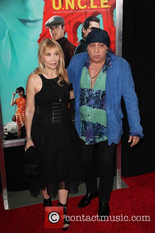 Maureen Van Zandt and Steven Van Zandt 1