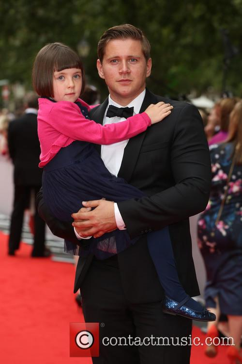Allen Leech and Fifi Hart 2