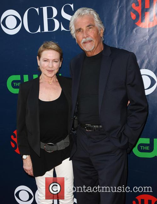 Dianne Wiest and James Brolin 2