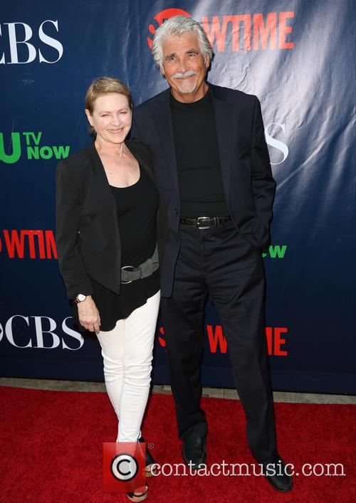 Dianne Wiest and James Brolin 7