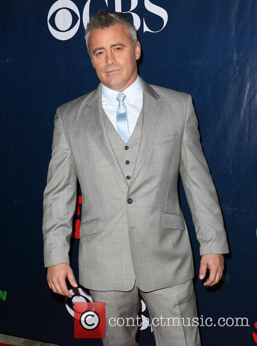'Top Gear' Reveals Matt Leblanc As Chris Evans' Co-host