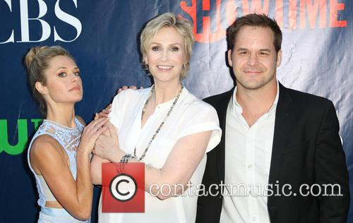 Maggie Lawson, Jane Lynch and Kyle Bornheimer 8