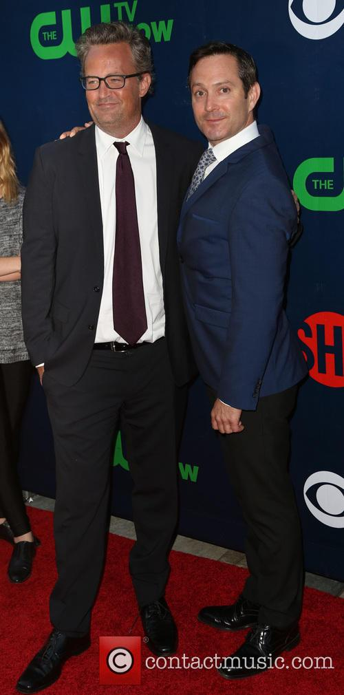 Matthew Perry and Thomas Lennon 3
