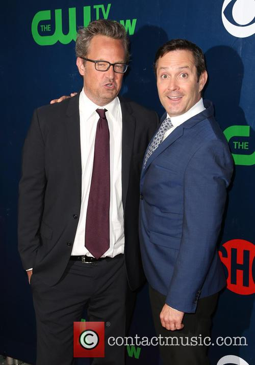 Matthew Perry and Thomas Lennon 1