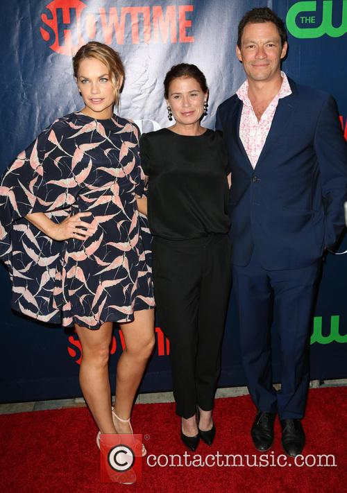 Ruth Wilson, Maura Tierney and Dominic West 4