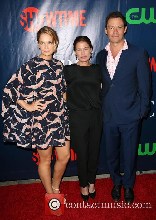 Ruth Wilson, Maura Tierney and Dominic West 5