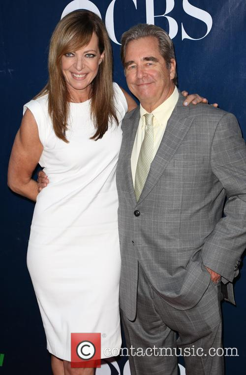 Allison Janney and Beau Bridges 2