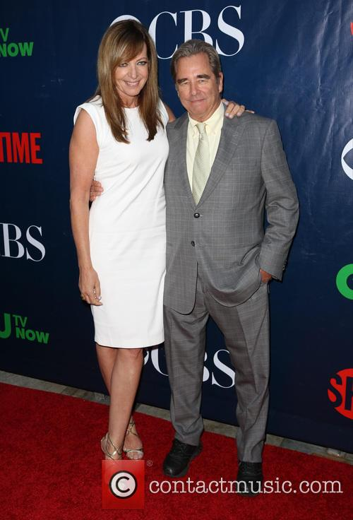 Allison Janney and Beau Bridges 3