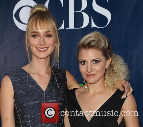 Caitlin Fitzgerald and Annaleigh Ashford 1