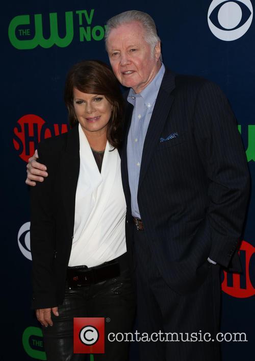 Marcia Gay Harden and Jon Voight 1
