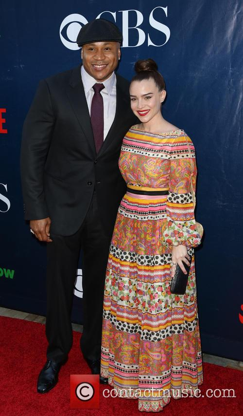 Ll Cool J and Renee Felice Smith 1