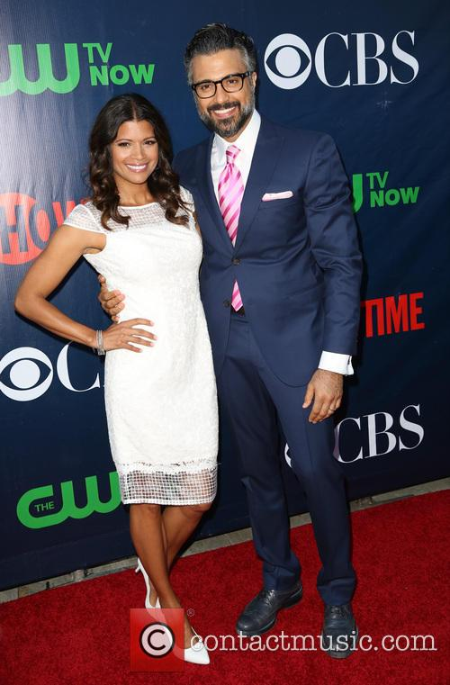 Andrea Navedo and Jaime Camil 2