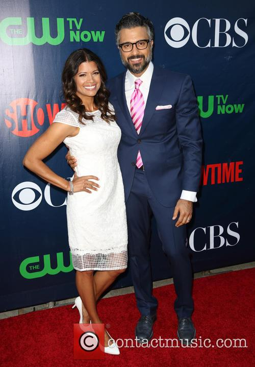 Andrea Navedo and Jaime Camil 1