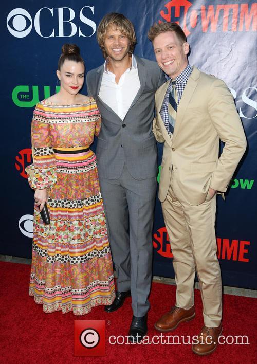 Renee Felice Smith, Eric Christian and Barrett Foa 3