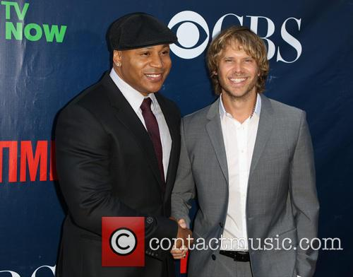 Ll Cool J and Eric Christian