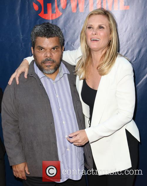 Luis Guzmán and Bonnie Somerville 2