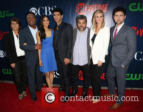Marcia Gay Harden, William Allen Young, Melanie Chandra, Raza Jaffrey, Luis Guzmán, Bonnie Somerville and Benjamin Hollingsworth 2