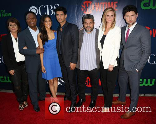 Marcia Gay Harden, William Allen Young, Melanie Chandra, Raza Jaffrey, Luis Guzmán, Bonnie Somerville and Benjamin Hollingsworth 3