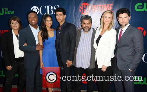 Marcia Gay Harden, William Allen Young, Melanie Chandra, Raza Jaffrey, Luis Guzmán, Bonnie Somerville and Benjamin Hollingsworth 4
