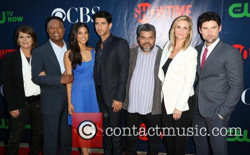 Marcia Gay Harden, William Allen Young, Melanie Chandra, Raza Jaffrey, Luis Guzmán, Bonnie Somerville and Benjamin Hollingsworth 5