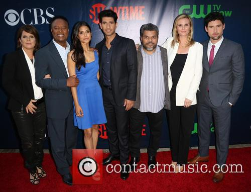 Marcia Gay Harden, William Allen Young, Melanie Chandra, Raza Jaffrey, Luis Guzmán, Bonnie Somerville and Benjamin Hollingsworth 1
