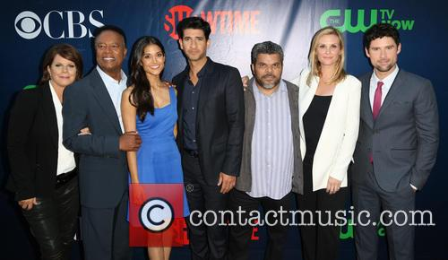 Marcia Gay Harden, William Allen Young, Melanie Chandra, Raza Jaffrey, Luis Guzmán, Bonnie Somerville and Benjamin Hollingsworth 6