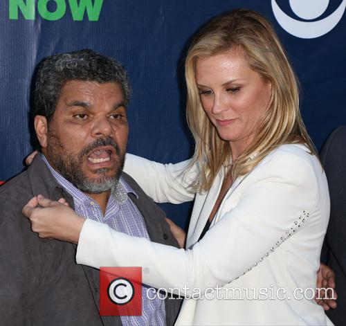 Luis Guzmán and Bonnie Somerville 1
