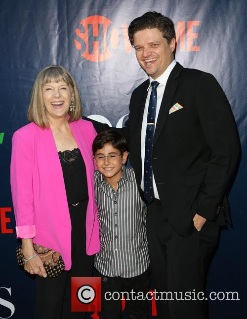 Mimi Kennedy, Blake Garrett and Matt Jones 1