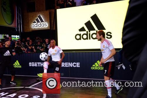 Daley, Juan Mata, Ander Herrera, Ashley Young and Manchester United 7