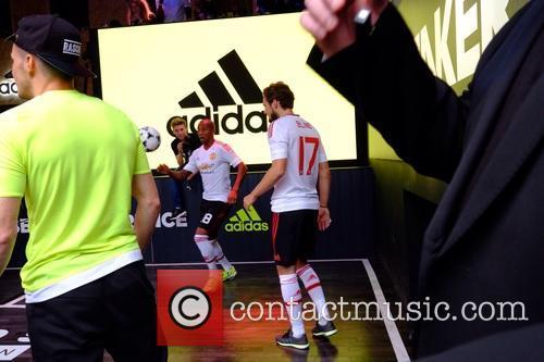 Daley, Juan Mata, Ander Herrera, Ashley Young and Manchester United 11