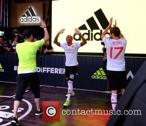 Daley, Juan Mata, Ander Herrera, Ashley Young and Manchester United 6