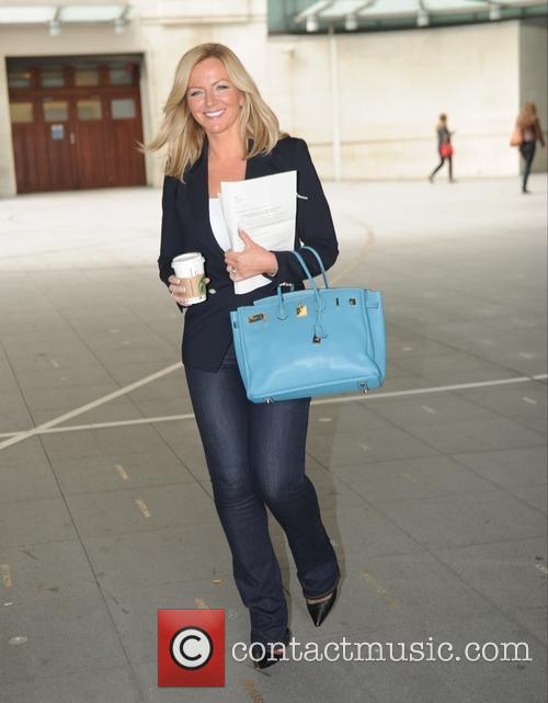 Michelle Mone at the BBC