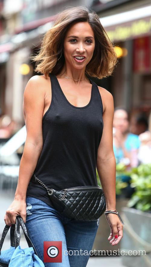 Myleene Klass leaves Global House