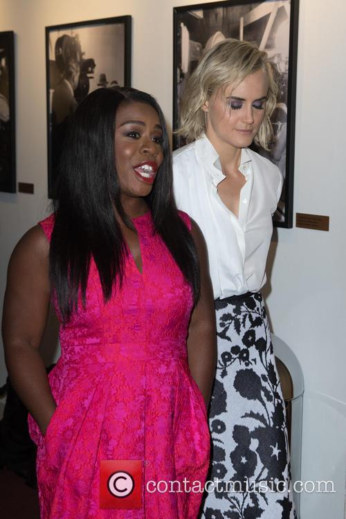 Uzo Aduba and Taylor Schilling 1