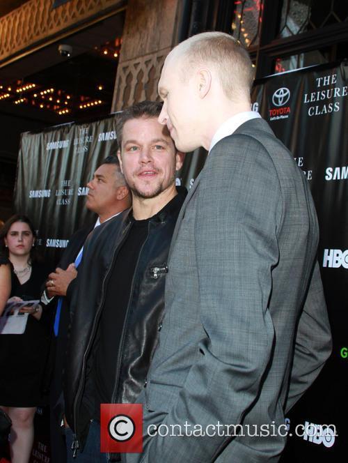 Matt Damon and Jason Mann 2