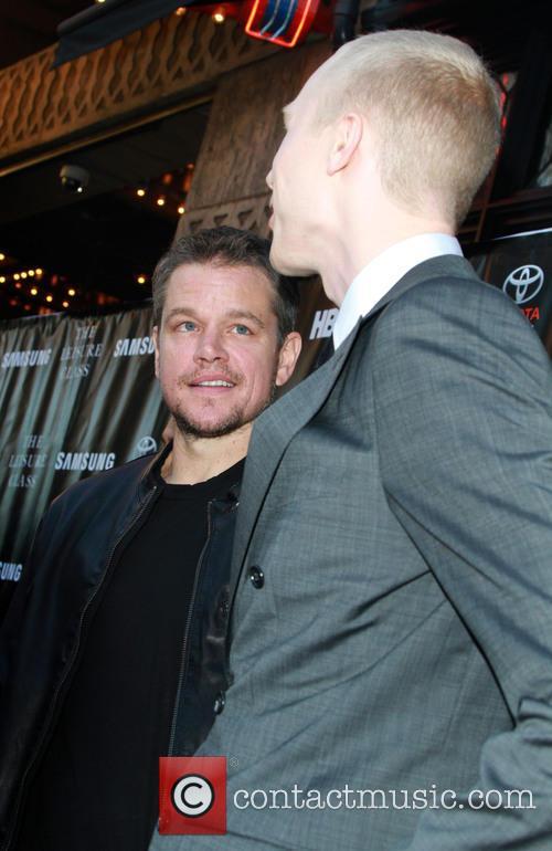 Matt Damon and Jason Mann 4