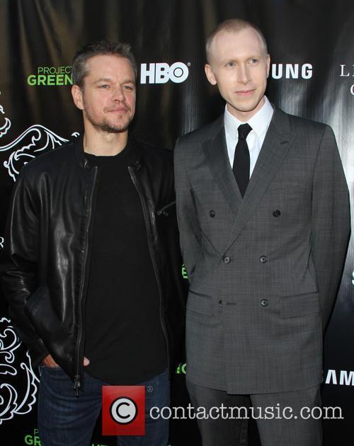 Matt Damon and Jason Mann 5