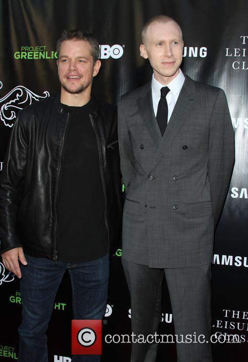 Matt Damon and Jason Mann 1