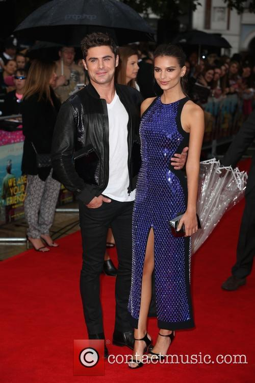 Zac Efron and Emily Ratajkowski 9