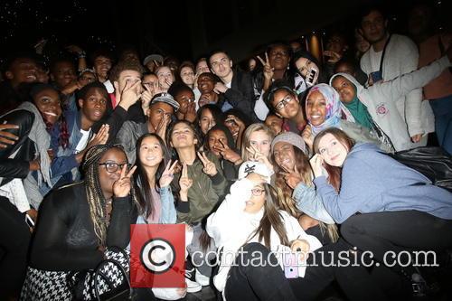 Zendaya Coleman and Fans 3