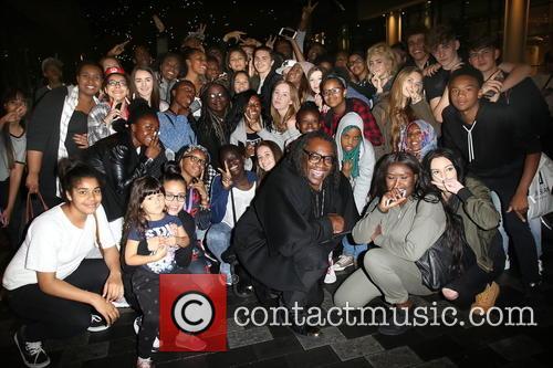 Zendaya Coleman and Fans 1