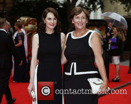 Michelle Dockery and Lorraine Dockery 2